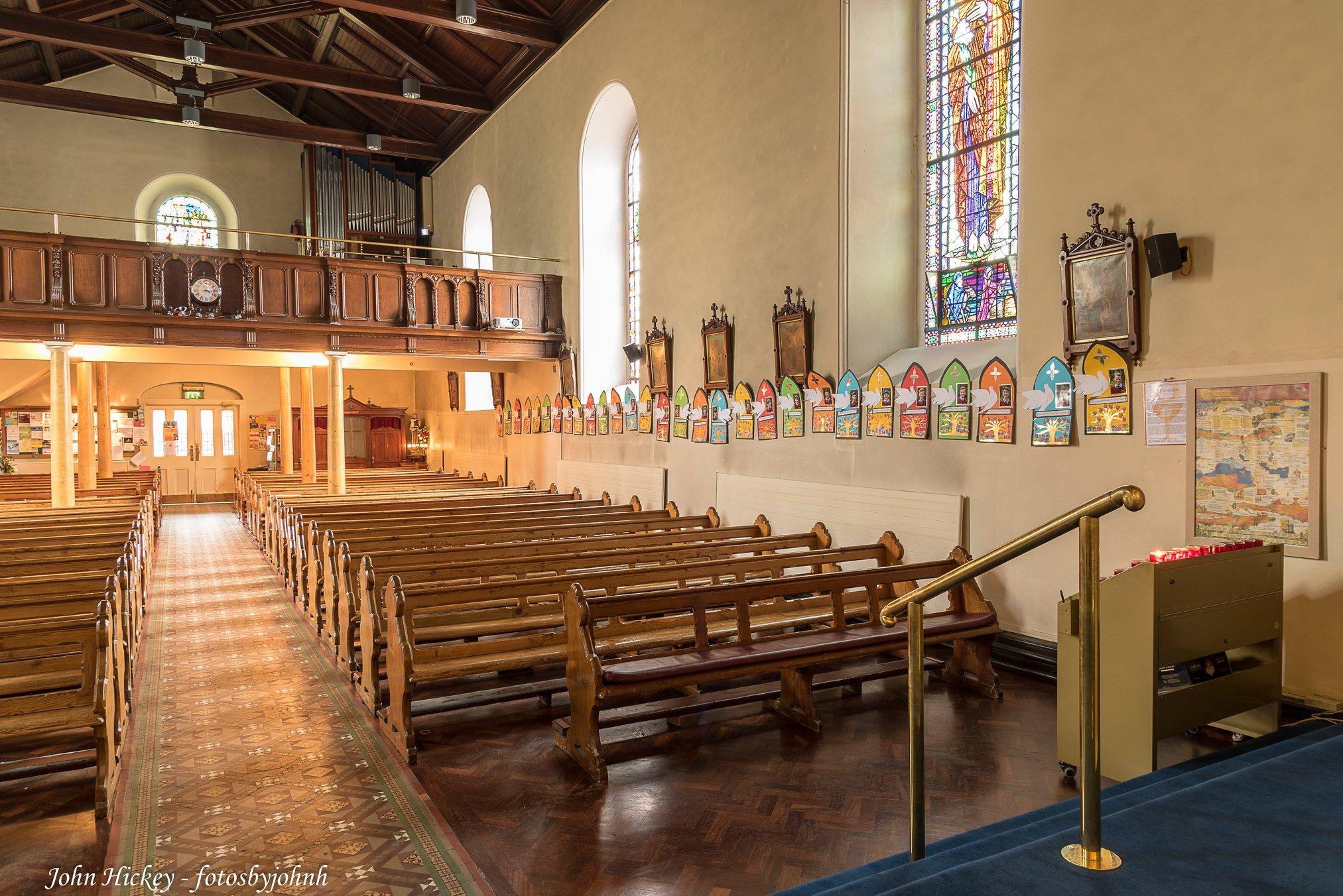 St  Brigid's Parish » Confirmation Photos